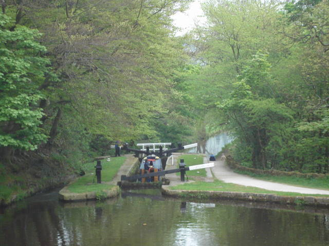 Marsden locks