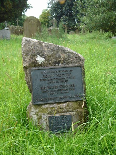 Memorial Edith, Richard and Brian