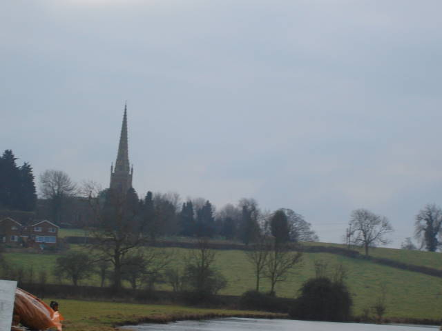 Braunston from Rugby