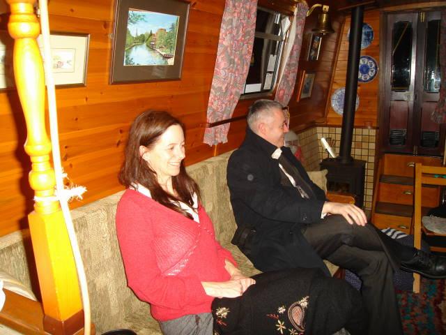 Sarah and Stuart
