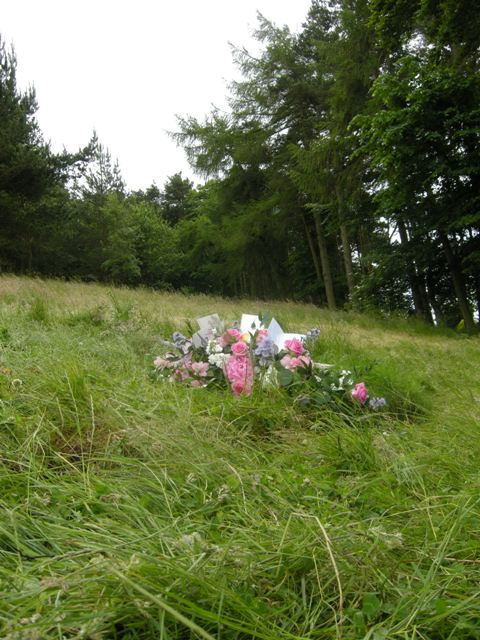 Joan's resting place