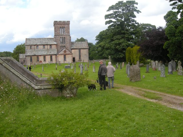 Lowther Church