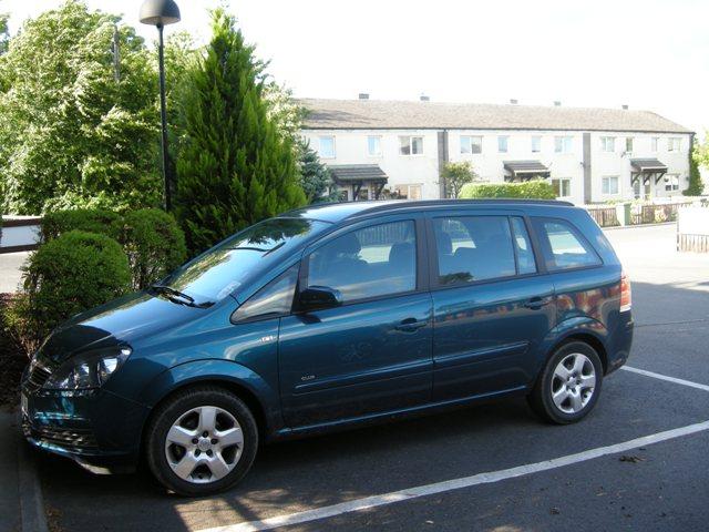 Joan's car