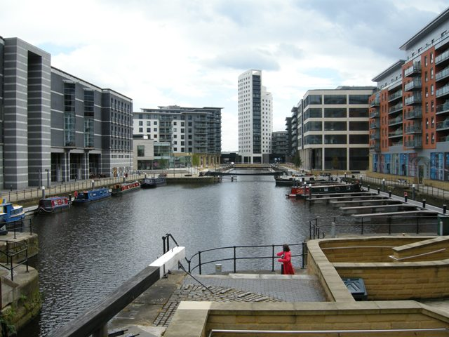 New Dock in Leeds
