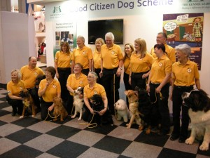 Crufts Gold Team Photo
